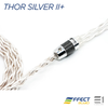Effect Audio, EFFECT AUDIO Thor Silver II+ CABLE (MMCX / 2PIN)[EA 3.5MM / EA 2.5MM] - Buy at E1 Personal Audio Singapore