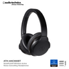 Audio-Technica, AUDIO-TECHNICA ATH-ANC900BT QuietPoint® Wireless Active Noise-Cancelling Headphones - Buy at E1 Personal Audio Singapore