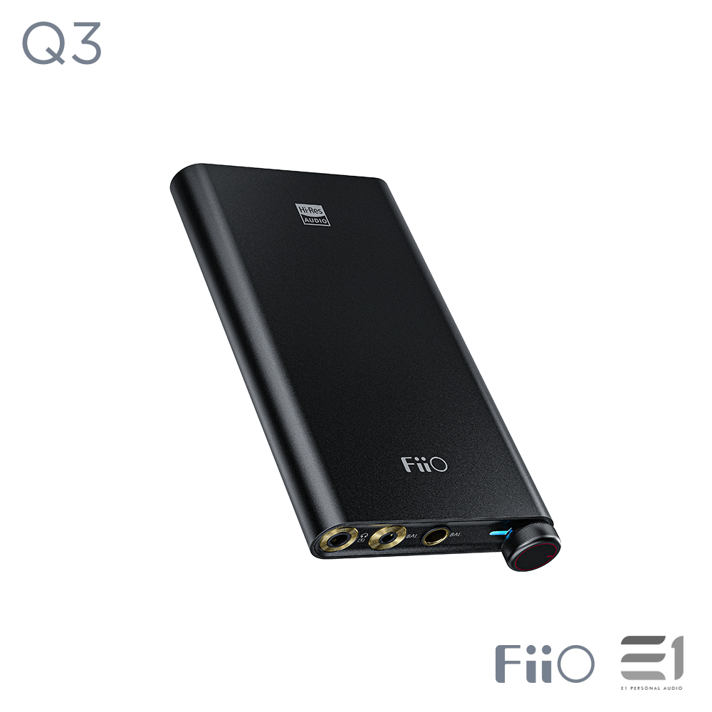 FiiO Q3 THX Balanced DAC/Amplifier