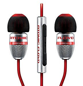 Atomic Floyd, Atomic Floyd Super Darts + Remote In-earphones - Buy at E1 Personal Audio Singapore