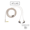Campfire Audio, Campfire Atlas Premium In-earphones - Buy at E1 Personal Audio Singapore