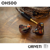 Oriveti, ORIVETI OH500 - Premium 4+1 Hybrid HiFi In-Earphones - Buy at E1 Personal Audio Singapore