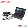 Stax, Stax SRM-D10 Battery-Powered Electrostatic Headphone Amp/DAC - Buy at E1 Personal Audio Singapore
