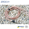 Effect Audio, EFFECT AUDIO EROS II+ HEADPHONE CABLE (4 / 8 Wire braid) - Buy at E1 Personal Audio Singapore