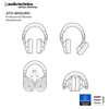 Audio-Technica, Audio-Technica ATH-M50xWH Over-Ear Headphones (White) - Buy at E1 Personal Audio Singapore