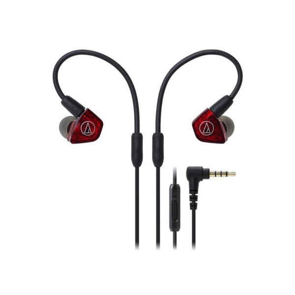 Audio-Technica, Audio Technica ATH-LS200iS In-earphones - E1 Personal Audio Singapore
