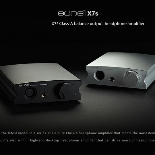 Aune, Aune X7S Headphones Amplifier - Buy at E1 Personal Audio Singapore