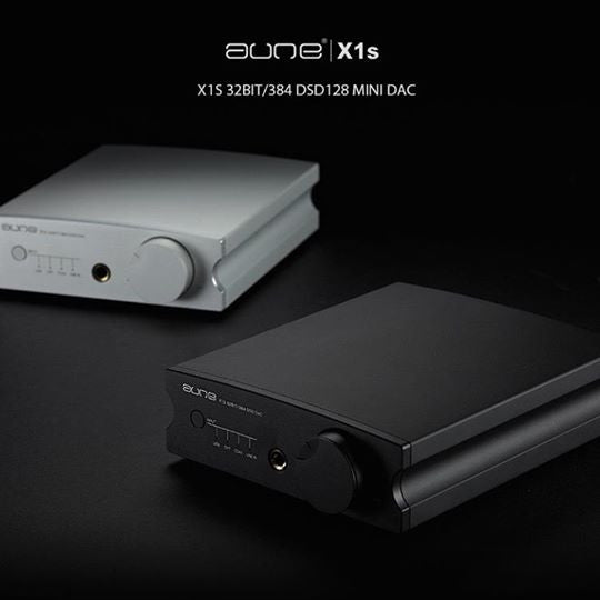 Aune, Aune X1S 32bit / 384 DSD 128 Mini DAC - Buy at E1 Personal Audio Singapore