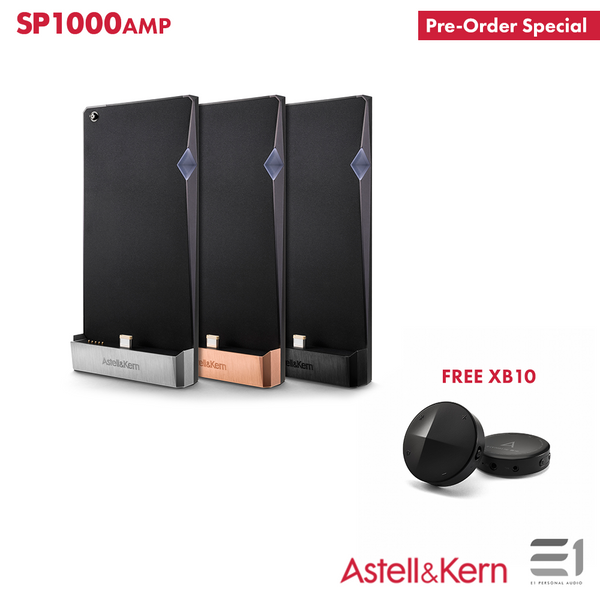 Astell&Kern, Astell&Kern SP1000 AMP - Buy at E1 Personal Audio Singapore