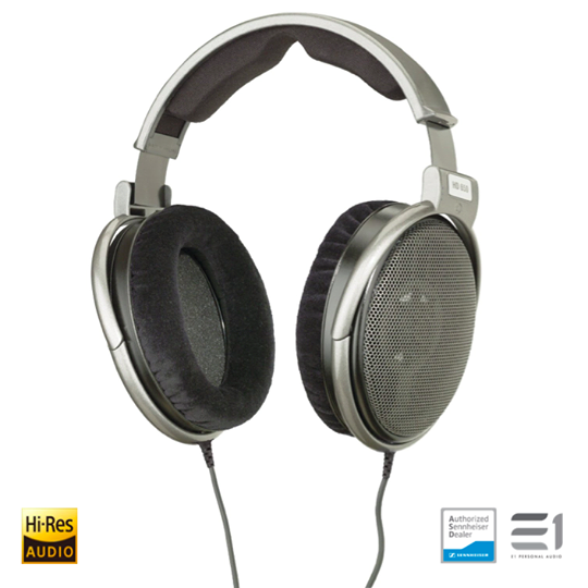 Sennheiser, Sennheiser HD650 Over-ears Headphones (Semi-open) - E1 Personal Audio Singapore