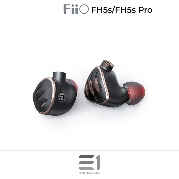 FiiO FH5s In-earphones / Monitors