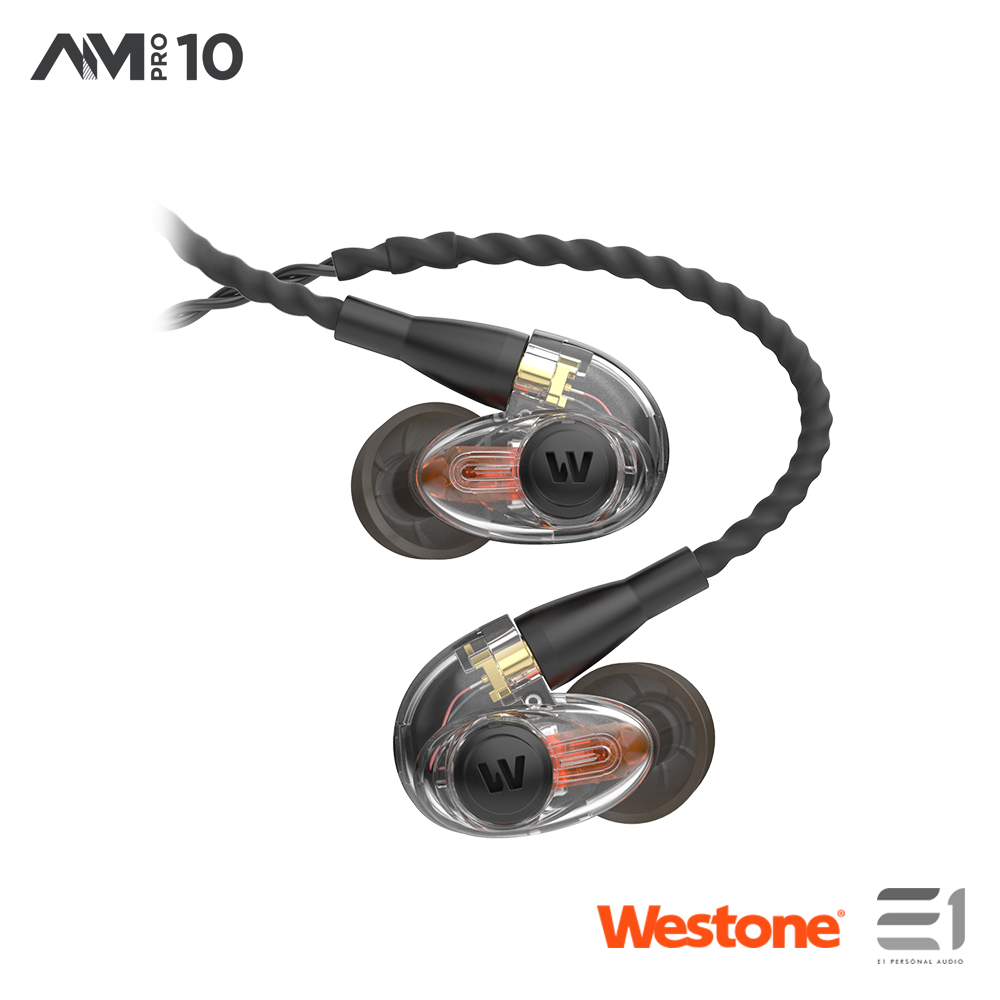 Westone, WESTONE AM PRO 10- E1 Personal Audio Singapore
