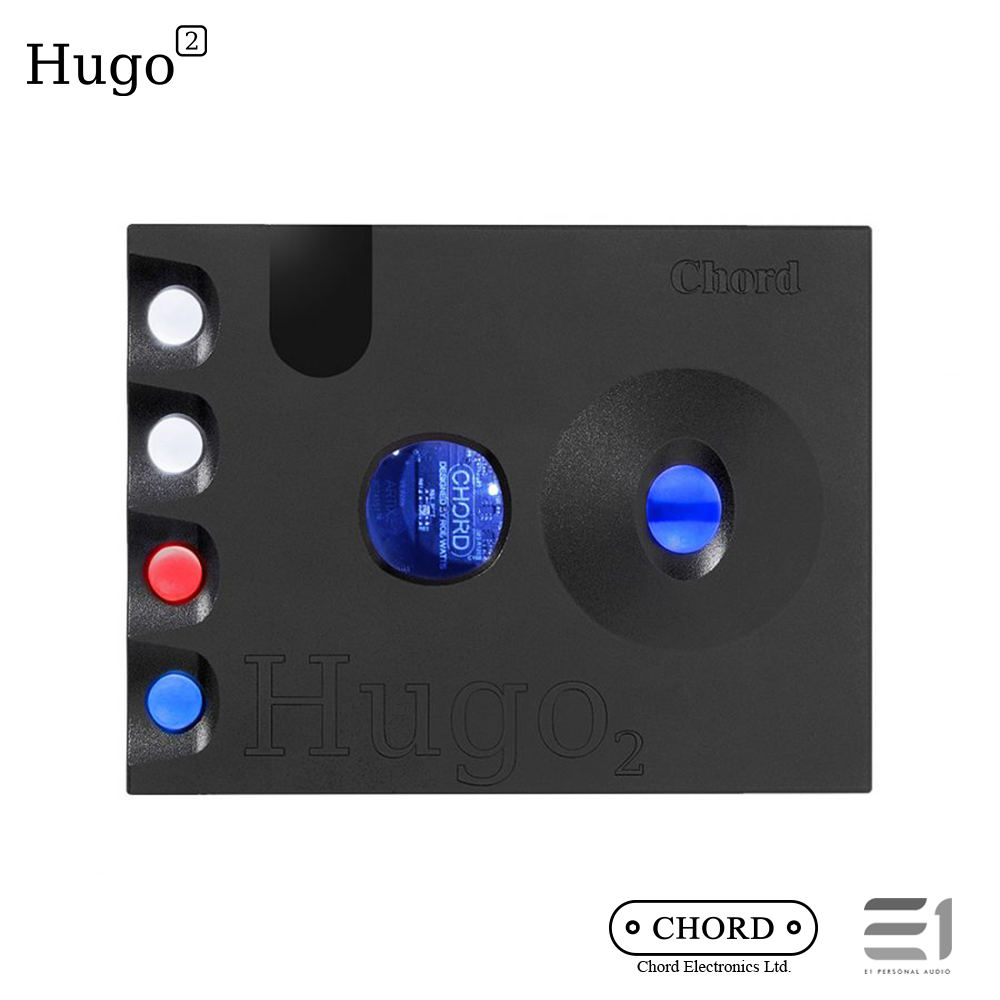 Chord, Chord Hugo 2 - E1 Personal Audio Singapore
