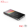 FiiO, FiiO X3 Mark III Portable High-Resolution Lossless Music Player - Buy at E1 Personal Audio Singapore