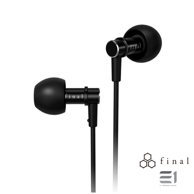 Final Audio, FINAL AUDIO F3100 - Buy at E1 Personal Audio Singapore