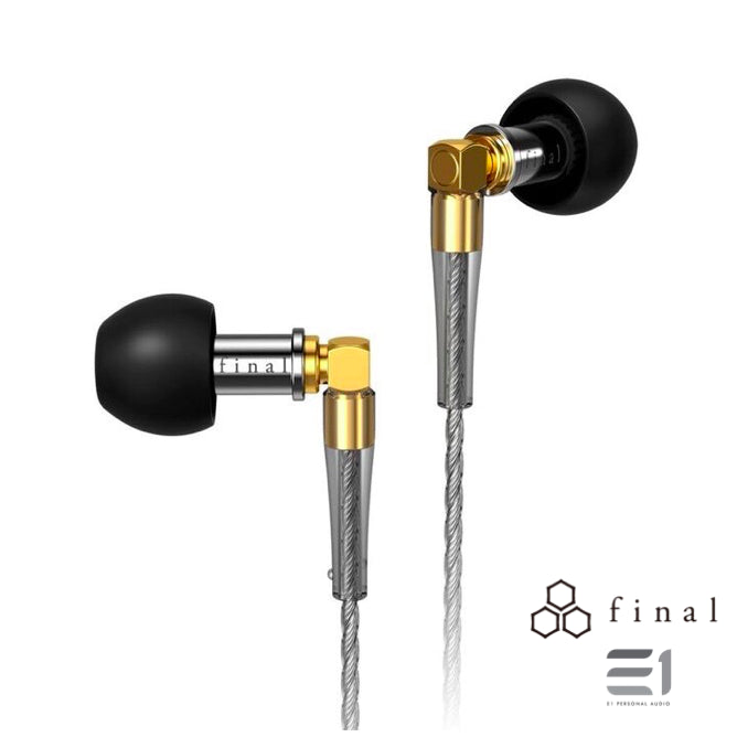 Final Audio, FINAL AUDIO F7200 - Buy at E1 Personal Audio Singapore