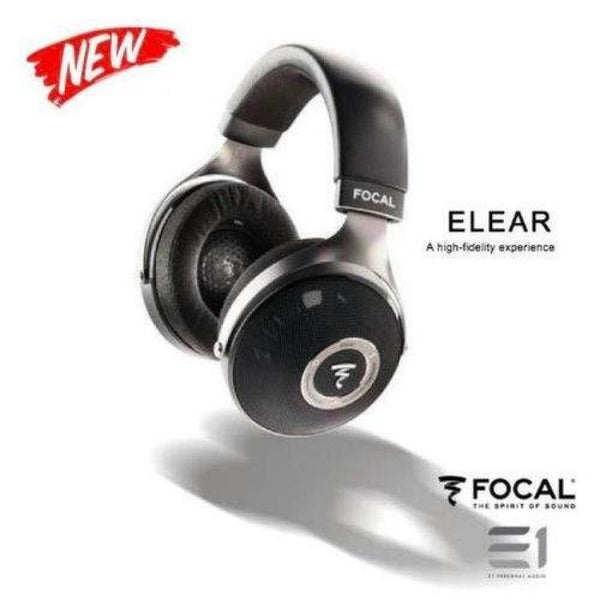 Focal, Focal Elear Over-ears Headphones- E1 Personal Audio Singapore