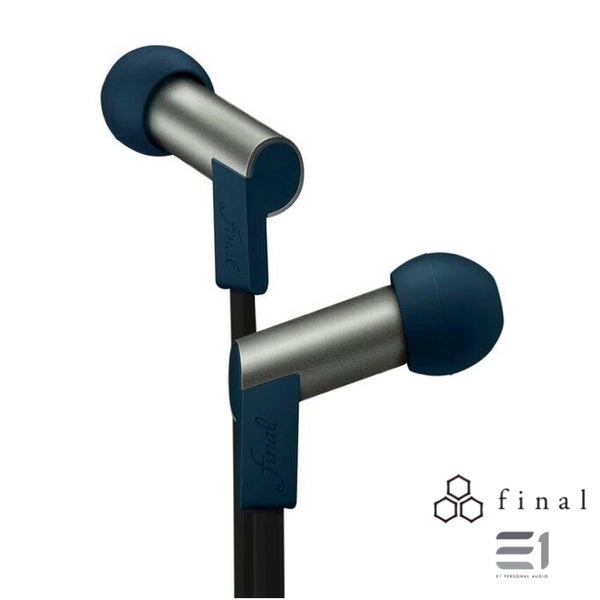 Final Audio, FINAL AUDIO HEAVEN 2 BLUE GRAY- E1 Personal Audio Singapore