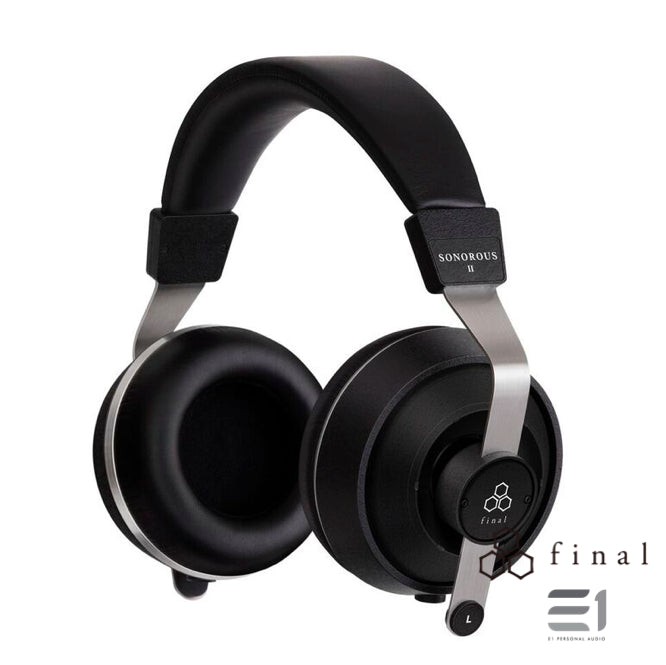 Final Audio, FINAL AUDIO SONOROUS 2- E1 Personal Audio Singapore