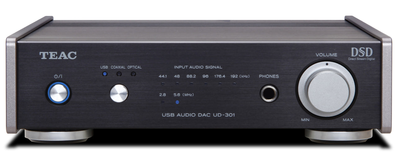 TEAC, TEAC UD301 Dac/Amp - Buy at E1 Personal Audio Singapore