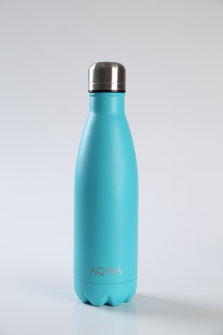 AQWA turquoise insulated bottle 500 ml