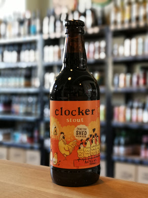 Clocker Stout 4%