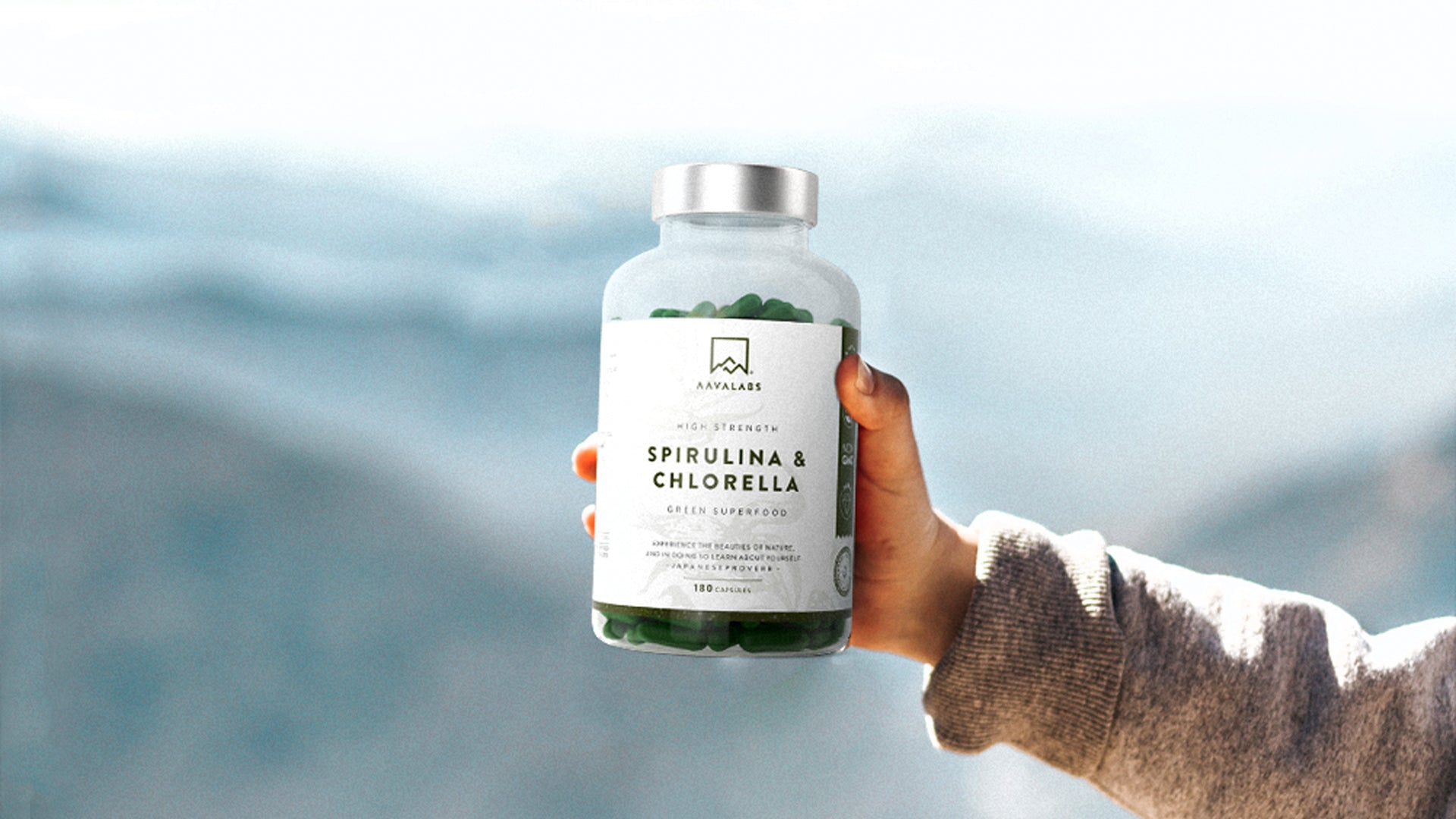 5 Reasons to Add Spirulina to Your Diet