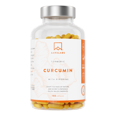 CURCUMIN COMPLEX VALUE PACK - 6 MONTHS SUPPLY