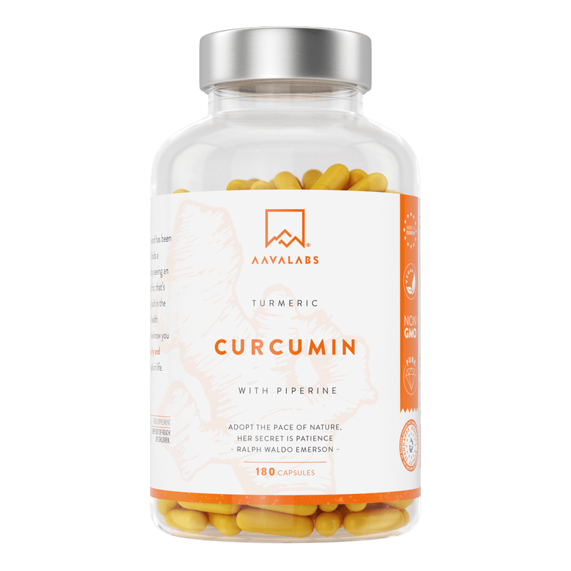THE CURCUMIN COMPLEX - Aava Labs