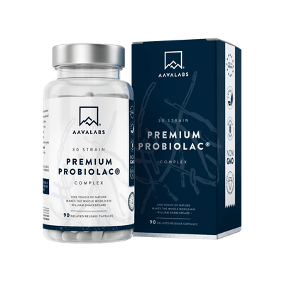 PREMIUM PROBIOLAC VALUE PACK - 6 MONTHS SUPPLY
