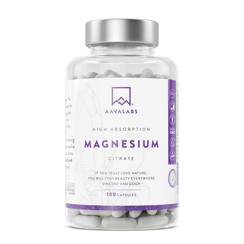 MAGNESIUM CITRATE - Aava Labs