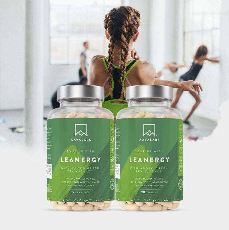 LEANERGY COMPLEX VALUE PACK - 6 MONTHS SUPPLY - HIGH IN CAFFEINE