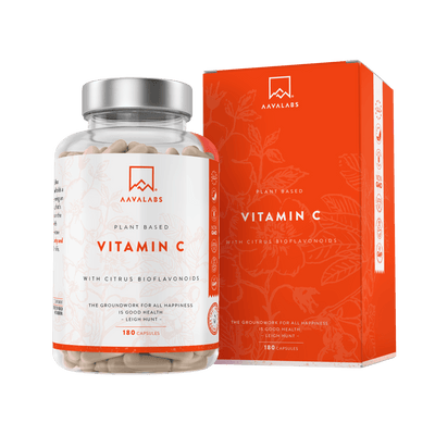 VITAMIN C VALUE PACK - 6 MONTHS SUPPLY