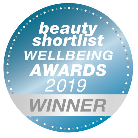 Beauty Shortlist Wellbeing Awards 2019 Winner Best Home Fragrance Diffuser