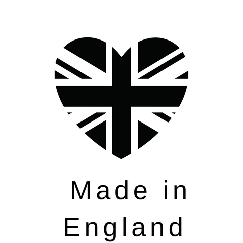 Made in England benefit symbol
