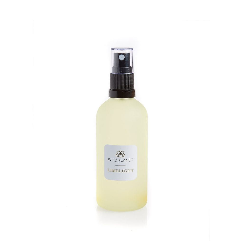 Aromatherapy Room Spray in Limelight by Wild Planet Products