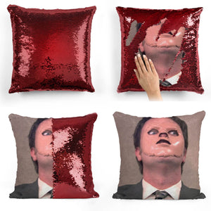 The-Office-Dwight-Schrute-sequin-pillow-cover-qqio