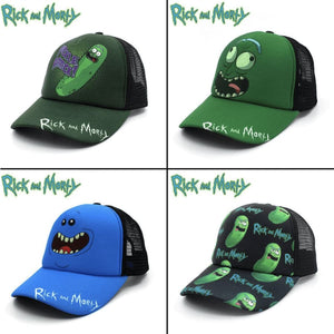 Rick And Morty Baseball Cap