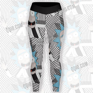 Rick And Morty Unisex Tights V1