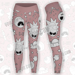 Rick And Morty Unisex Tights V2
