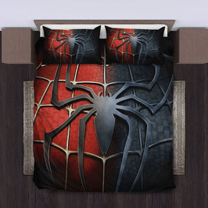 Spiderman Venom Bedding Set