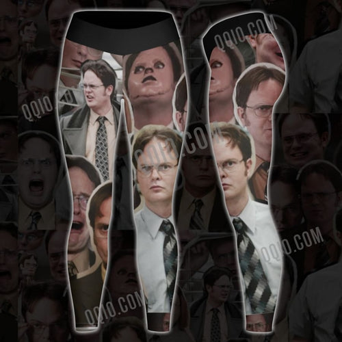 The office Dwight Schrute Unisex Tights