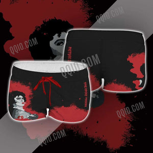 The Rocky Horror Picture Show Quick-drying Womens Shorts - S - women shorts