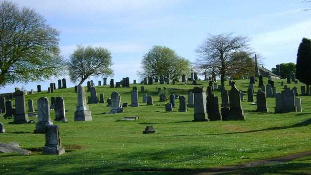 Beath Old Church & Old Cemetery & Mossgreen Cemetery- Fife PDF