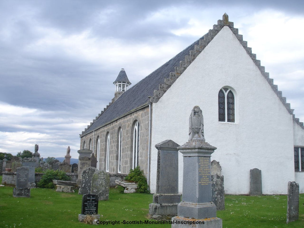 Abernethy Church & Cemetery- Nethy Bridge PDF