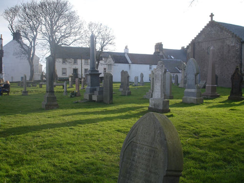 Anstruther Wester Churchyard- Fife PDF