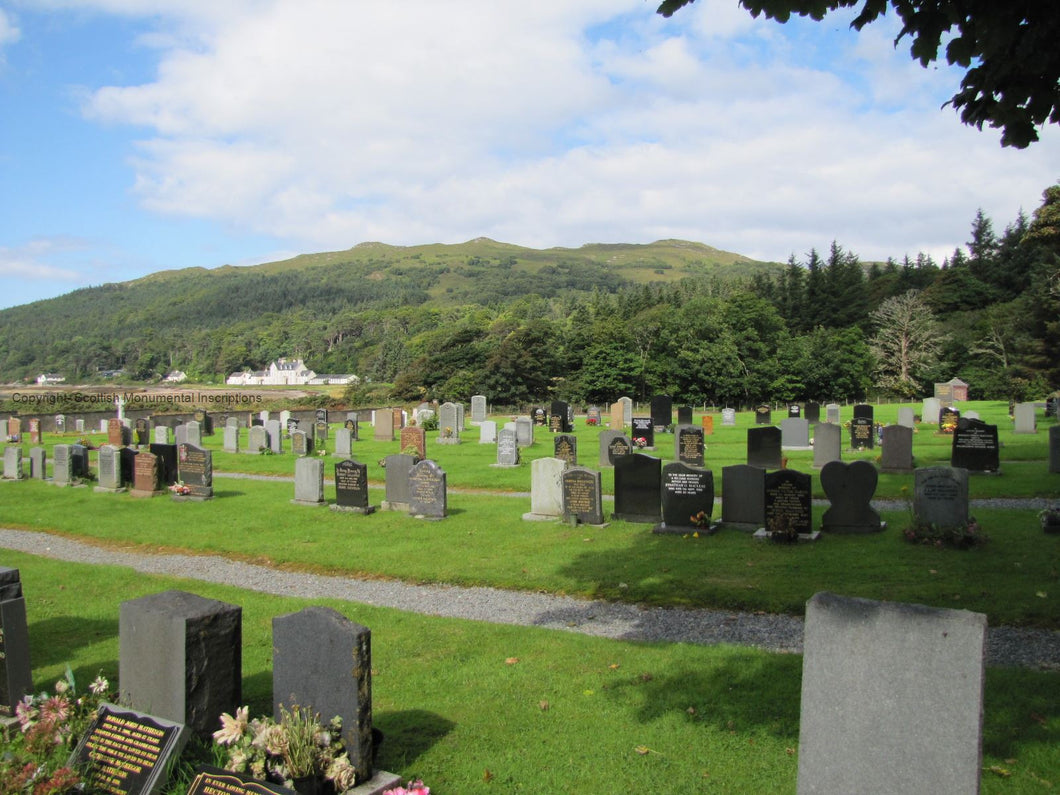 Balmacara Cemetery - Highland- Ross and Cromarty PDF