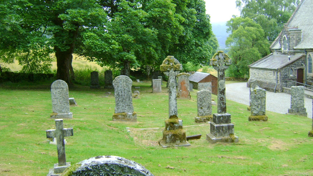 Balquhidder Church & Cemetery - Stirling PDF