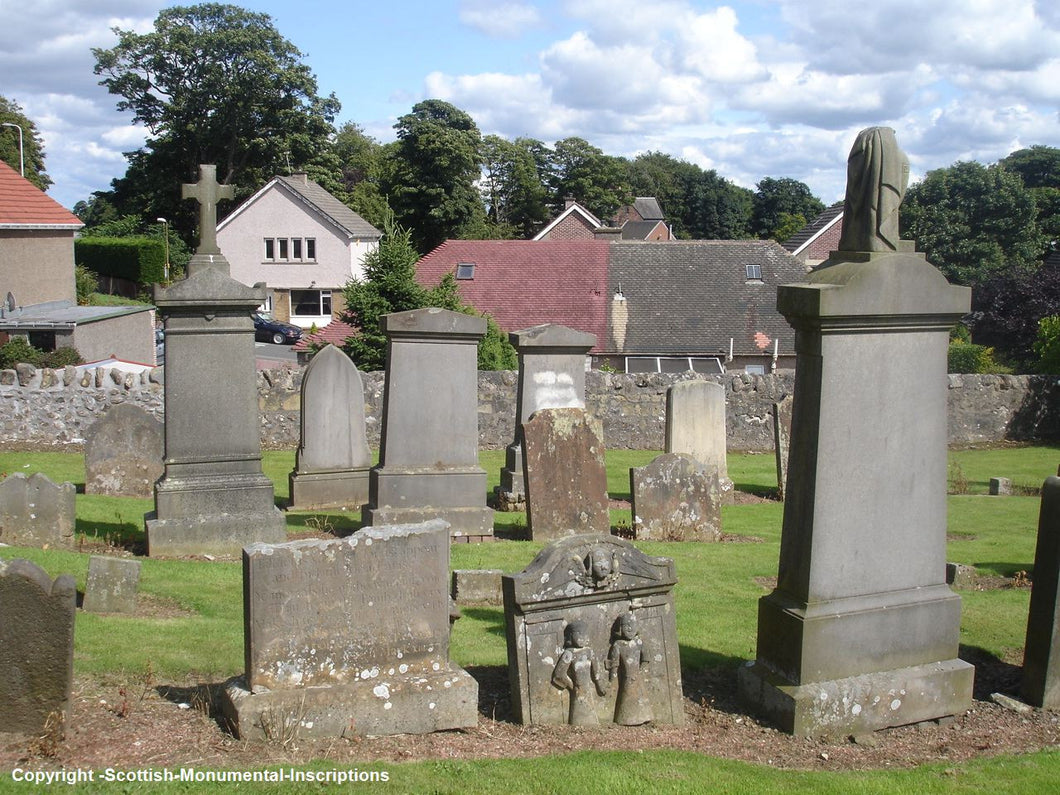 Bathgate- Kirkton Old Parish Church - West Lothian PDF