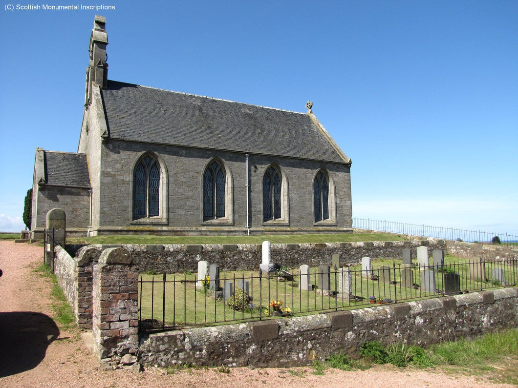 Boarhills Church & Cemetery Nr St Andrews - Fife PDF